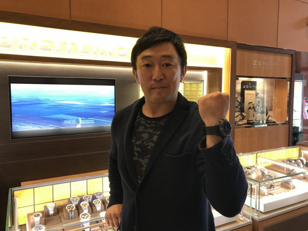 鎌田さんとても素敵な方でした〜