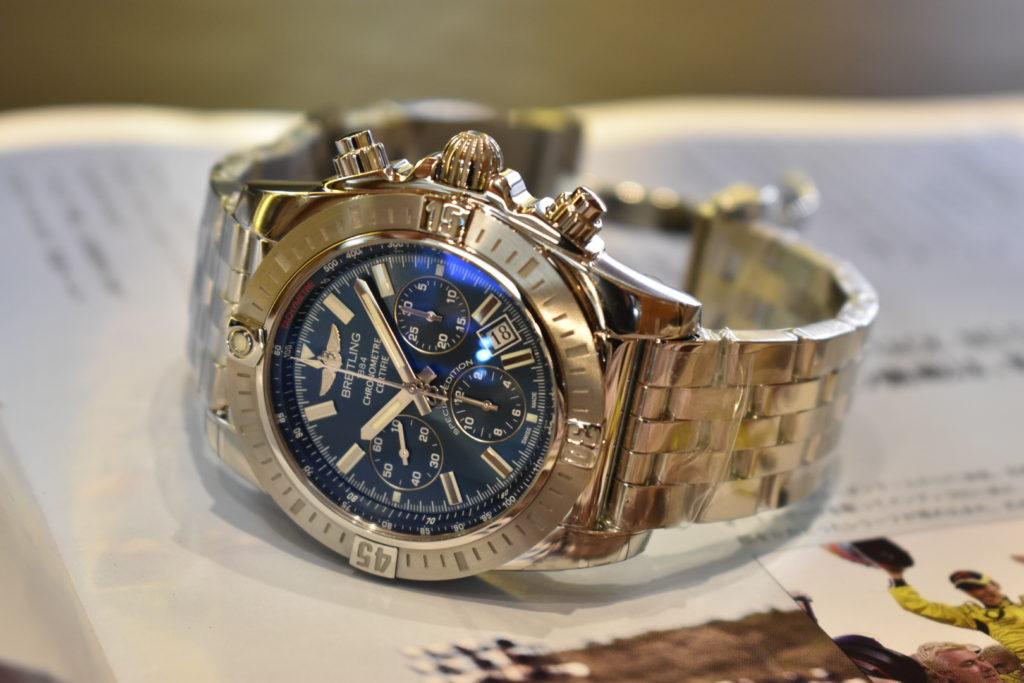 watch 13949 23f2a お休みでも時計の話題 ブライトリング〜 | HF-AGE
