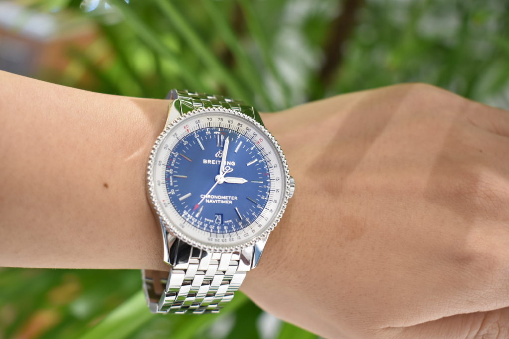 BREITLING 本郷の新しい相棒♪