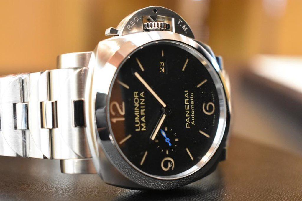 low priced 05016 857af パネライ ルミノール1950 3Days 手巻きか自動巻か~   HF-AGE